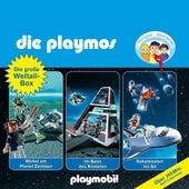 Die große Weltall-Box, Folgen 29, 36, 48 (Das Original Playmobil Hörspiel) von Die Playmos