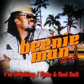 Beenie Man EP- I'm Drinking / Rum & Red Bull de Beenie Man