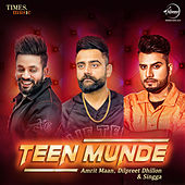 Teen Munde by Amrit Maan