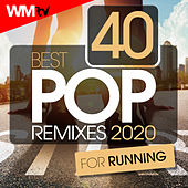 40 Best Pop Remixes 2020 For Running (Unmixed Compilation for Fitness & Workout 128 Bpm) de Workout Music Tv