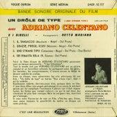Un Drole De Type (Original Soundtrack Uno Strano Tipo) de Adriano celentano e I RIbelli I Ribelli