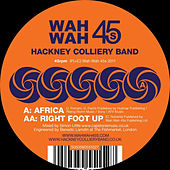 Africa by The Hackney Colliery Band