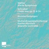Mahler: Vierte Symphonie / Schnabel: Lieder aus, Op. 11 & 14 (Kammerfassungen) by MythenEnsembleOrchestral
