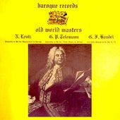 Early Symphonists: Carl Stamitz - Johann Stamitz - Georg Philip Telemann - Luigi Boccherini von The Mozart Society Players