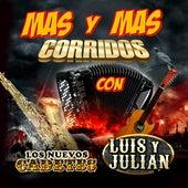 Mas Y Mas Corridos by Los Nuevos Cadetes