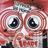 Rádio Cidade - 10 Anos 24 Horas de Various Artists