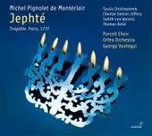 Montéclair: Jephté by Tassis Christoyannis