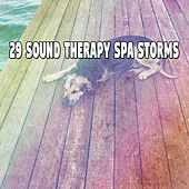 29 Sound Therapy Spa Storms by Rain Sounds and White Noise