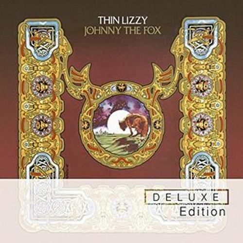 Johnny The Fox by Thin Lizzy