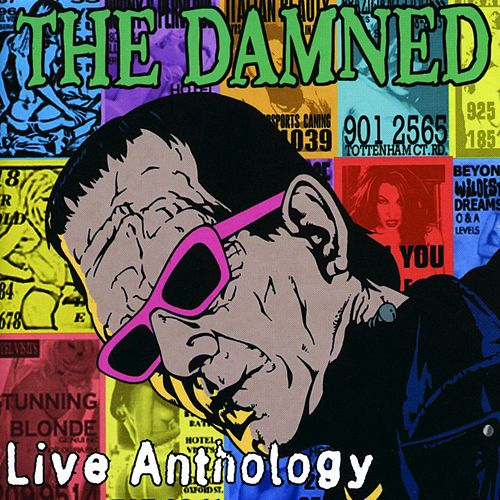 Live Anthology by The Damned