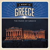 A Night In Greece by Various Artists