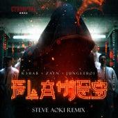 Flames (with ZAYN) (Steve Aoki Remix) by R3HAB