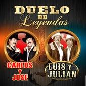 Duelo De Leyendas de Carlos y José