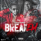Break Em (feat. Moneybagg Yo) de Boston George (B-3)