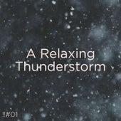 !!#01 A Relaxing Thunderstorm de Thunderstorm Sound Bank
