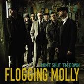 Don't Shut 'Em Down - Single by Flogging Molly