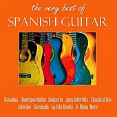 Very Best Of Spanish Guitar by Various Artists