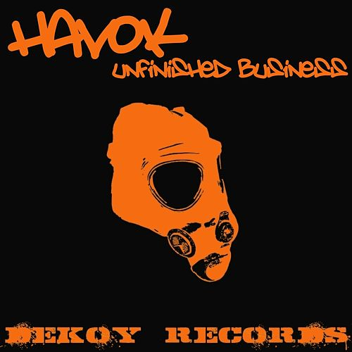 Unfinished Business by Havok
