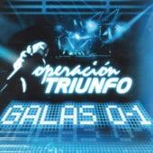 Operación Triunfo (Galas 0 - 1 / 2005) by Various Artists