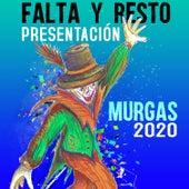 Presentación 2020 de Falta y Resto
