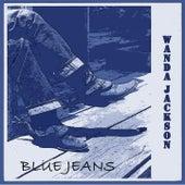 Blue Jeans di Wanda Jackson