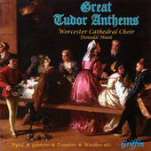Great Tudor Anthems de Worcester Cathedral Choir