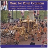 Music for Royal Occasions by Various Artists
