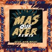 Mas Que Ayer (feat. RED DEVIL) [Cumbia MIX] di Rasg0s