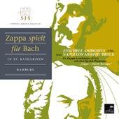 Zappa Spielt Für Bach - Strictly Baroque (Live) von Ensemble Ambrosius