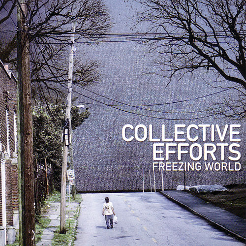 Freezing World by Collective Efforts