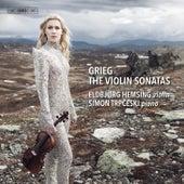 Grieg: Violin Sonatas - Hemsing: Homecoming de Eldbjørg Hemsing