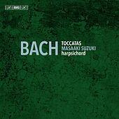 J.S. Bach: Toccatas, BWV 910-916 de Masaaki Suzuki