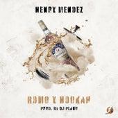 Romo y Hookah by Henry Mendez