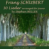 Schubert: 30 Lieder Arranged for Solo Piano by Claudio Colombo