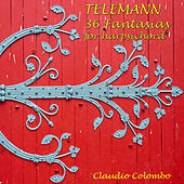 Telemann: 36 Fantasias for Harpsichord by Claudio Colombo
