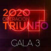 OT Gala 3 (Operación Triunfo 2020) by German Garcia