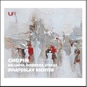 Chopin: Piano Works (Live) de Sviatoslav Richter