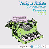 De-Generation Essentials 2019 de Various Artists