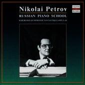 Nikolai Petrov. Russian piano school de Hector Berlioz