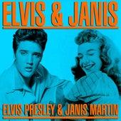 Elvis & Janis de Elvis Presley