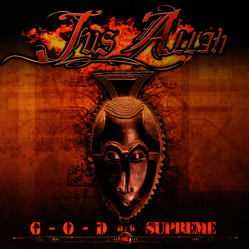 G-O-D (12') by Jus Allah