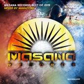 Masana Records Best Of 2019 van Mara Tone
