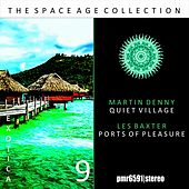 The Space Age Collection; Exotica, Volume 9 by Martin Denny