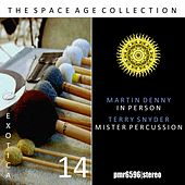 The Space Age Collection; Exotica, Volume 14 by Martin Denny