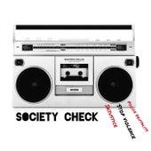 Society Check de Chauncey Maynor