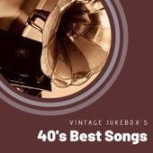 40's Best Songs de Various Artists