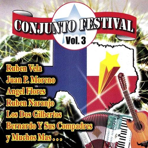 Conjunto Festival Vol. 3 by Various Artists