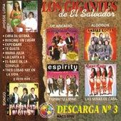 Los Gigantes De El Salvador, Descarga #3 by Various Artists