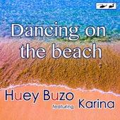 Dancing on the beach by Huey Buzo