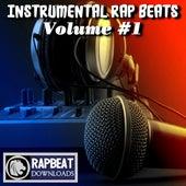 Instrumental Rap Beats - Volume #1 by RapBeat Downloads
